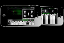 Animoog para iPhone