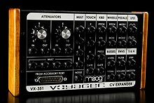 Moog - VX-351 CV Output Expander para el Minimoog Voyager
